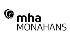 MHA Monahans logo