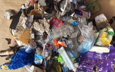 Don't blame plastic, it's people who are the problem